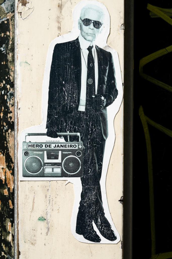 Lagerfeld (Streetart)