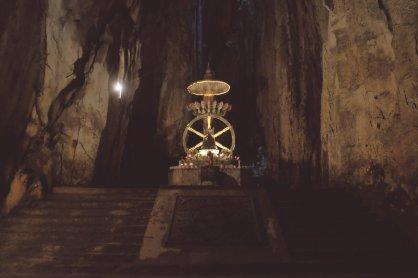 Altar im Marble Mountain
