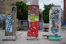 Berliner Mauer Reste
