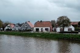 Häuser in Carolinensiel